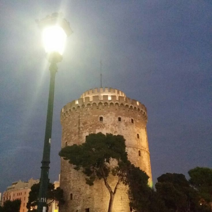 Wight tower Thessaloniki