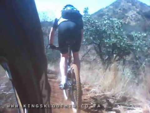 Kings Kloof Mountain Bike Trail, South Africa, Krugersdorp