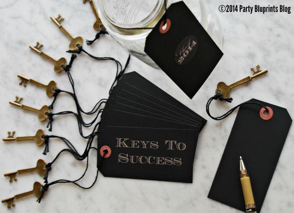 high+school+graduation+party/theme+ideas | Graduation Party Gift Idea – Keys To Success!