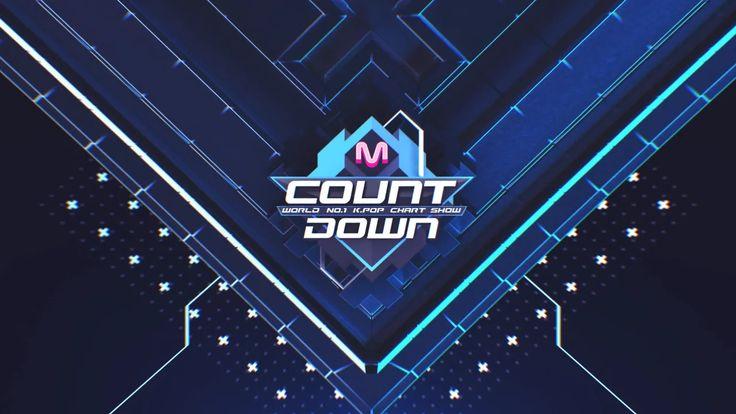 MNET MCountDown2016 Production : Mnet branddesign team Branding , Motion Graphic n Artwork : essem(Semin Lee) Test Sound : Oulit x SubtomiK x Wy-re - Anthrax Ward…