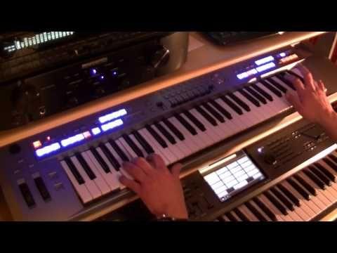TYROS 5 - VIENNA WALTZ MEDLEY : Le Beau Danube bleu - Dmitri Shostakovich - Waltz No. 2 - YouTube