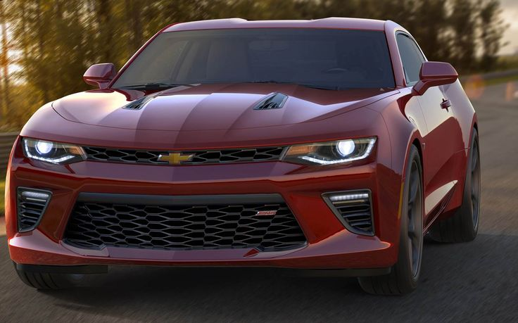 New Chevrolet Camaro 2016