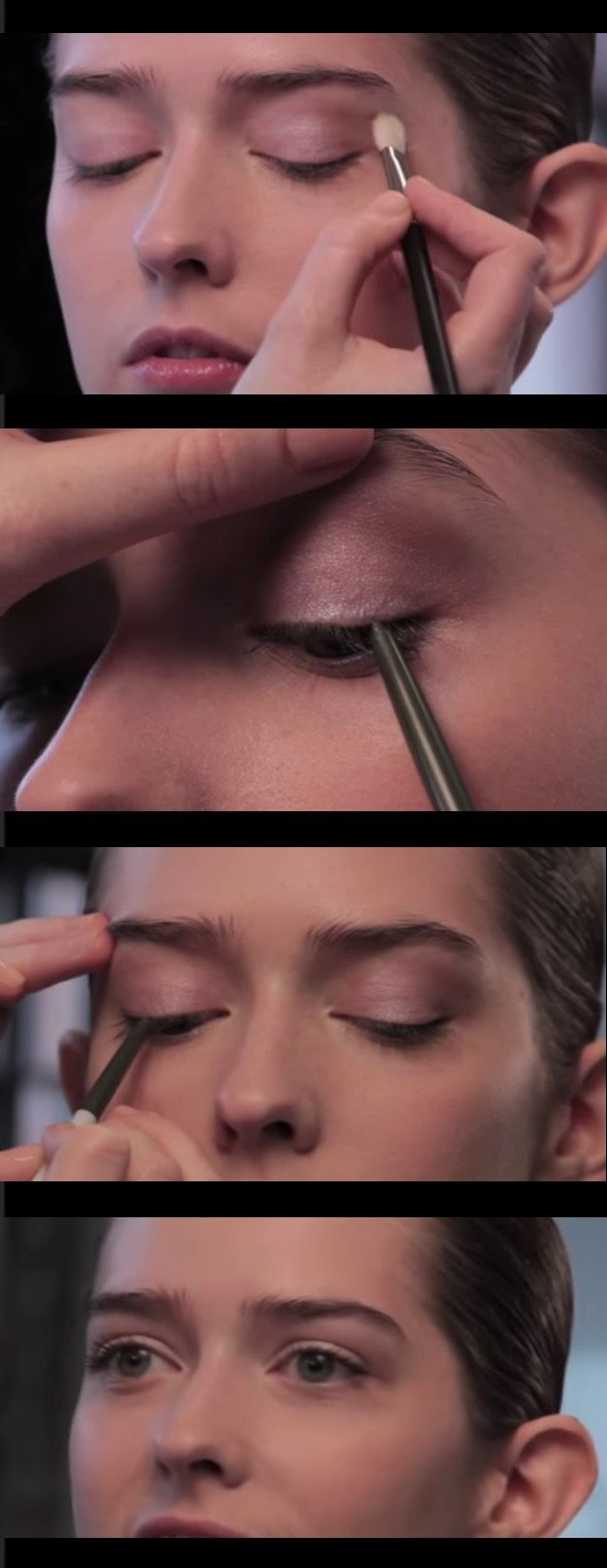 32 Best Makeup Tips for Deep Set Eyes - Eye Makeup Tutorial For Deep Set Eyes | COVERGIRL - Easy tutorials on how to apply make up for deep set eyes - Great natural looks for the wedding, dark looks with eyeshadows and products like Urban Decay - Great cut crease looks for different brows and different hair colors - thegoddess.com/makeup-tips-deep-set-eyes