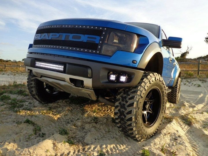 Ford Raptor 4x4 >> Need I say more...mean Raptor | Ford Raptor | Pinterest | Ford raptor, Ford and 4x4