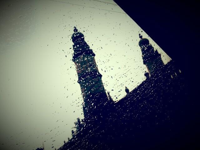 Monsoon & the minarates.