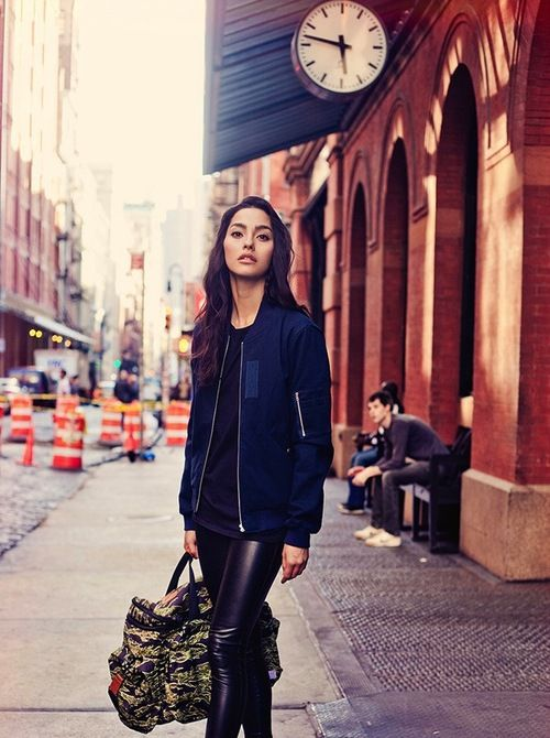 Youmightfindyourself Adrianne Ho Fashionn Pinterest Soho All Black And Bags