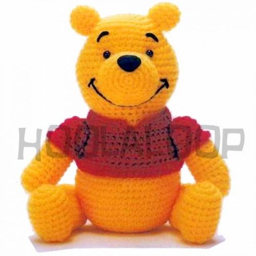 Amigurumi Winnie De Pooh : 35 best images about Crochet dolls on Pinterest Disney ...