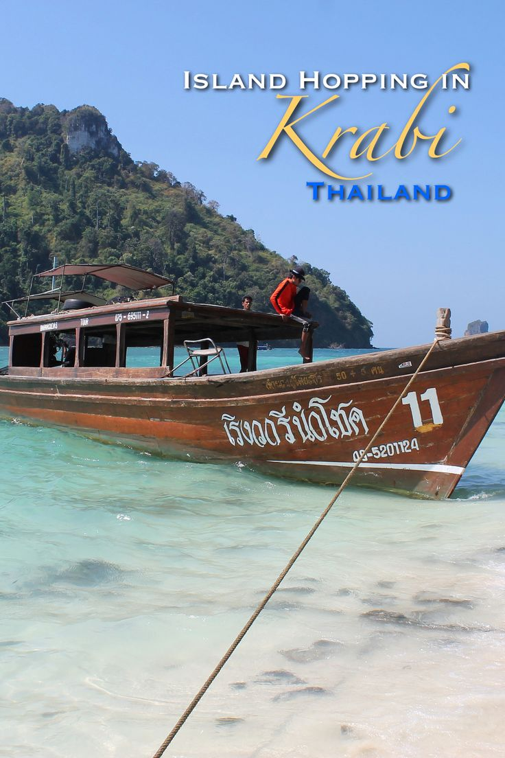 the find handbags Island hopping in Krabi  Thailand  The crowds are big but the islands are stunning