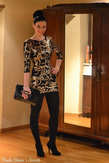 Outfit Fin de Año  #outfit #barroco #lookoftheday #findeano @Núa Moda E Complementos