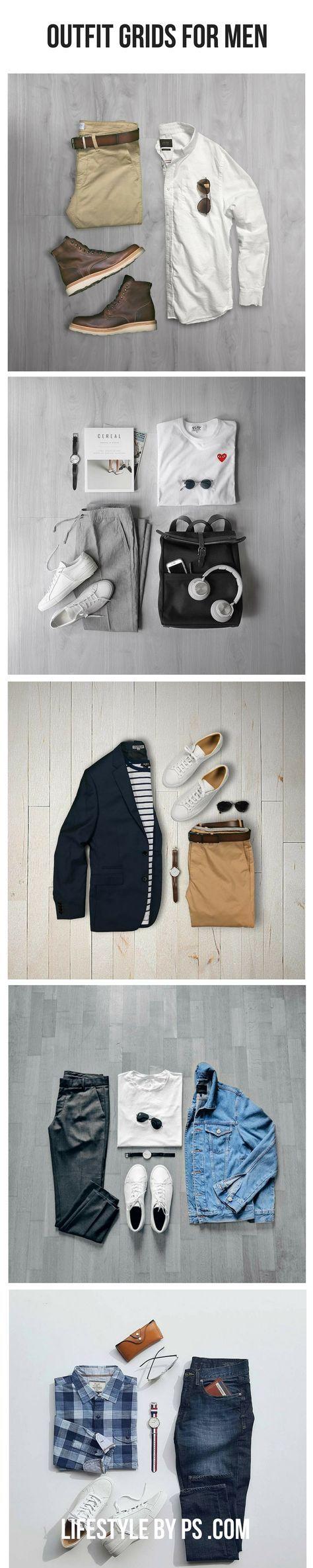 Men's fashion  Essentials   #MichaelLouis - www.MichaelLouis.com