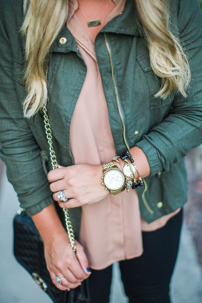 The Southern Style Guide, SC NC Style Blogger, The best utility jackets for fall