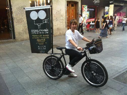 Publi Ciclo - Bicicletas con publicidad