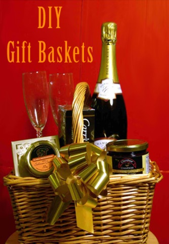 Romantic Gift Basket - Mom and Dad's anniversary? Sparkling grape juice, personalized
