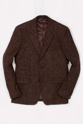 Genuine Harris Tweed 1000 Acre Blazer #harristweed #wool #barkers #swanndri