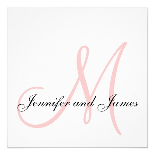 33 best Wedding invitations images on Pinterest Fall wedding - best of invitation name designs
