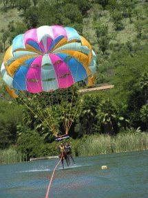Sun City Waterworld - We offer a variety of watersports: parasailing, jet skiing, water skiing (wakeboarding, tube rides, wake snake), sailing boats, cruise boats, speed boats, pedal boats.