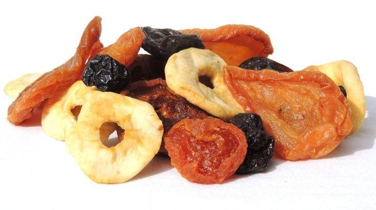 Frutta secca: come prepararla in casa propria - Essiccare la frutta, frutta secca