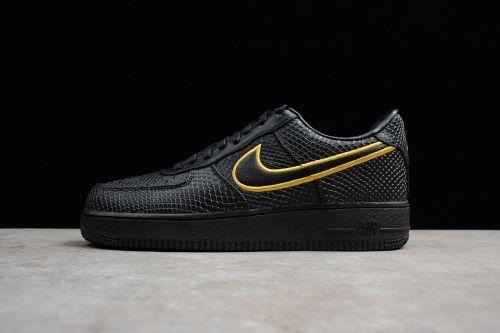 How To Buy Nike Air Force 1 Low Premium NIKEiD Black Mamba - Mysecretshoes 78dd8e14c452