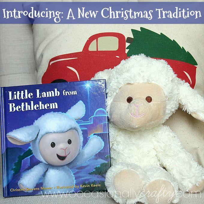 Little Lamb from Bethlehem Gift Set