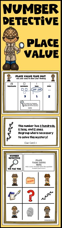 Place value and regrouping scaffolded unit! Choose from FOUR ability levels to be used THREE WAYS! Tic Tac Toe, Scavenger Hunt, or Seat Work. All activities include student answer recording sheets to provide hard copy data for formative assessments or optional accountability piece with center work.