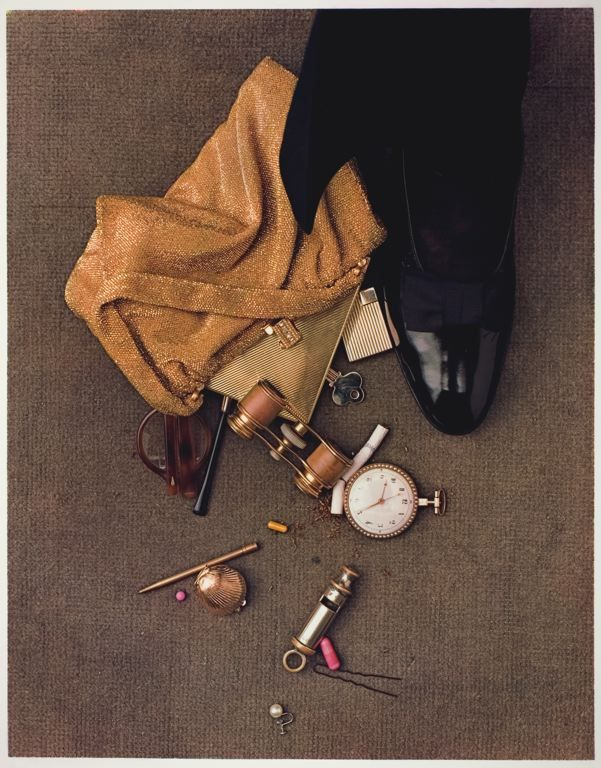 'Theater Accident' - Irving Penn for Vogue, 1947.