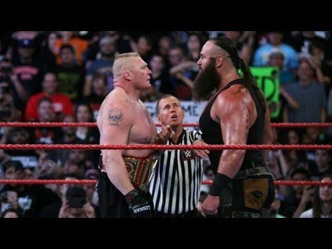 WWE RAW | From the wwe rumour mill: braun strowman is not yet finished with brock lesnar