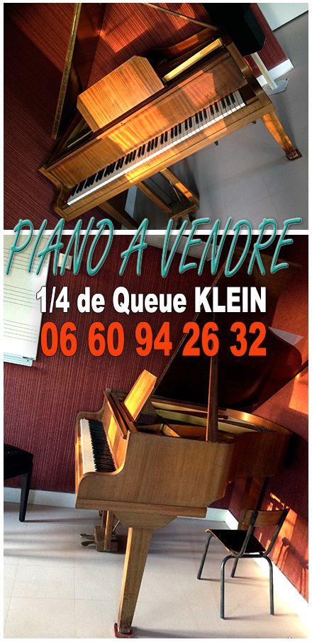 Piano à vendre 1/4 de Queue KLEIN...