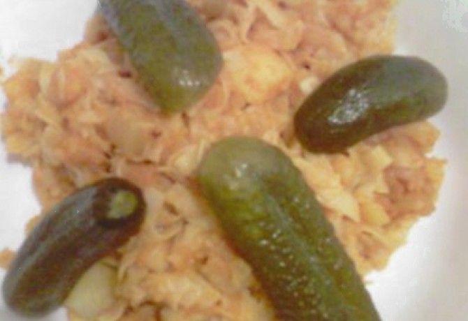 Krumplis tészta Gonoszka konyhájából