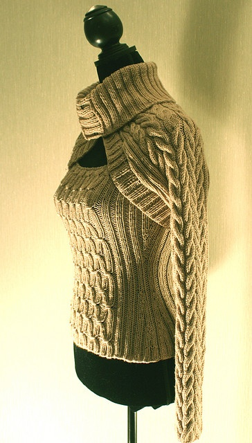Cable Suit by Ingaa on Ravelry