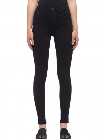 Nobody Denim - Nobody Siren Skinny Power Black