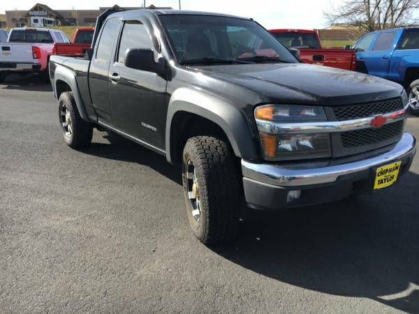 2005 chevy colorado (Lewistion) $8500: < image 1 of 1 > 2005 Chevy condition: excellentcylinders: 4 cylindersdrive: 4wdfuel: gasodometer:…