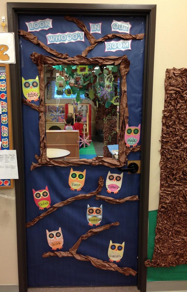 Owl Classroom Decoration Ideas ~ Best owl door decorations ideas on pinterest