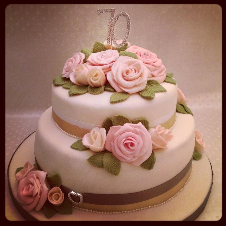 Elegant Adult Birthday Cakes | www.pixshark.com - Images ...