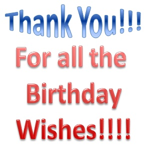 78 best thank you birthday wishes images on pinterest birthdays thank you for all the birthday wishes m4hsunfo