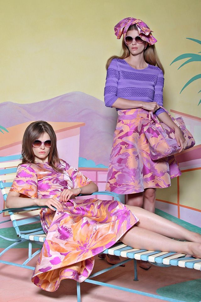 Lilly Pulitzer Fans Will Love Christian Siriano's Latest Collection | Modamob