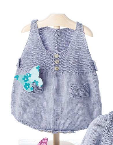 Revista bebé 64 Primavera / Verano   26: Bebé Ranita   Azul claro