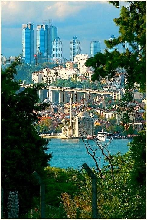 Istanbul, Turkey #embroup