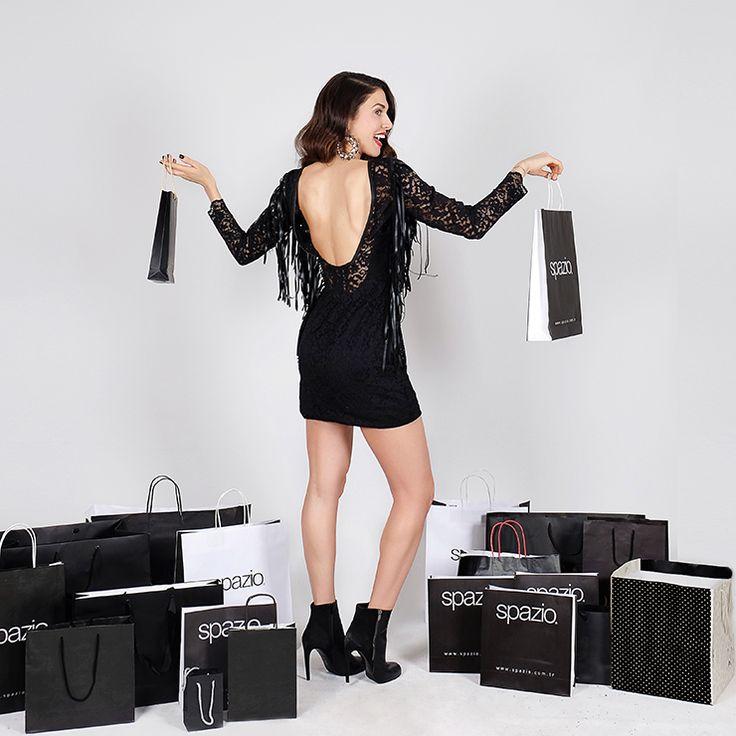 Abiye | Elbise | Ceket | Bluz | Pantalon | Spazio