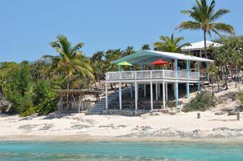 Caribbean Beach Bars - Sandy Toes, Rose Island Bahamas
