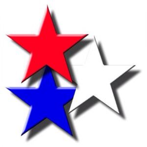 the 137 best stars images on pinterest stars clip art and rh pinterest com au red white and blue star border clipart
