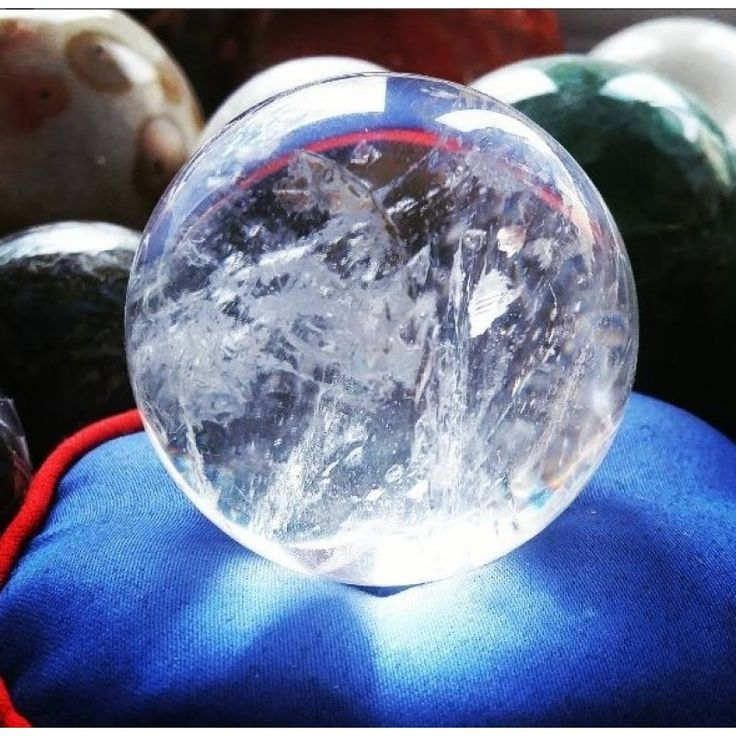 Quartz Sphere, Large (A)