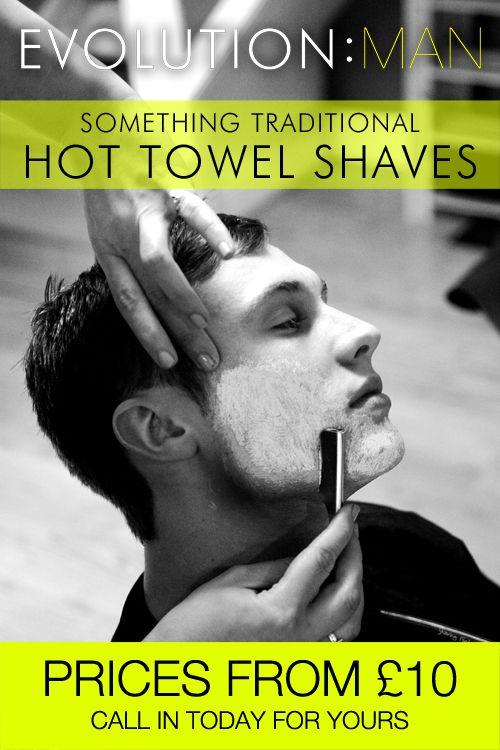 #traditional #shaves #evoman