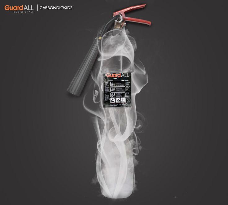 alat pemadam api media Carbondioxide menjadi pilihan tepat untuk melindungi perlengkapan elektronik yang Anda miliki karena tidak meninggalkan residu.