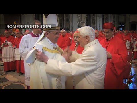 Las mejores imágenes del Papa en 2014