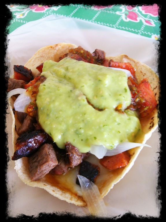 CABO - The Best Tacos in Los Cabos San Jose