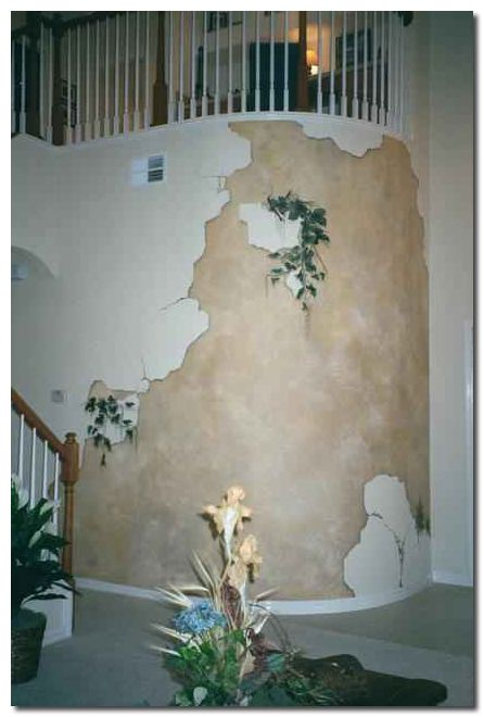 Painted Wall Murals 66 best murals: botanical images on pinterest | painting, wall