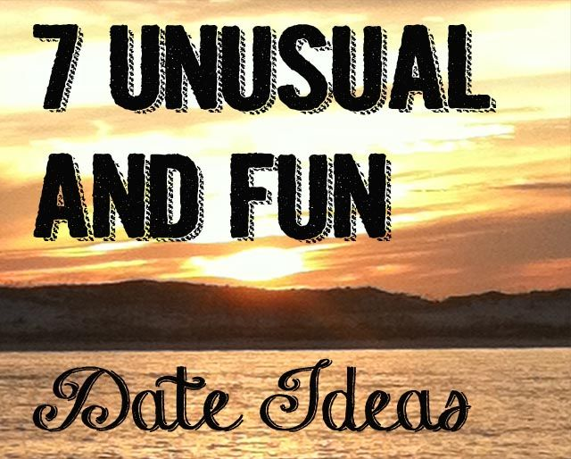 Looking for affordable, out of the box date ideas? Here's a list of some of our favorites :)
