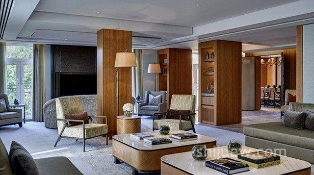 伦敦柏凯丽酒店设计 The Berkele Opussuite(AFSO 付厚民)
