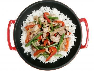 Varkensreepjes in de wok (Libelle Lekker!)