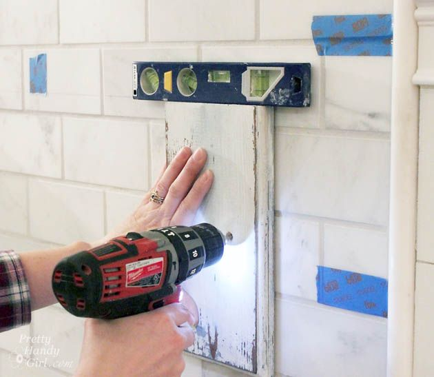 How To Drill Holes Through Tiles Without Cracking The Tile Homeimprovements Diy Tips Howto Home Improvement Loans Diy Home Improvement Home Improvement